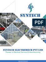 Syntech Electromech Private Limited