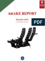 Brake Report-1