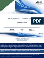 Informe Actividad Comercial Diciembre 2019