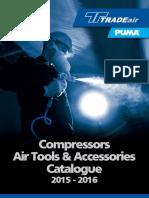 PUMA Air Compressor Tools Catalogue