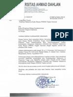 Proposal Perguruan Tinggi PMKB 2019
