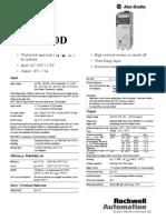 Datasheet - 1606-XL60D