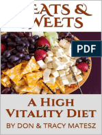 Tracy A. Minton-Matesz & Don Matesz - Meats & Sweets _ A High Vitality Diet - (Croker).epub