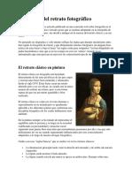 Jose Lorente - La técnica del retrato fotográfico
