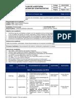 2. FO-07-SGI-R-PAEC - Plan de Auditoría SLE  20-09-18