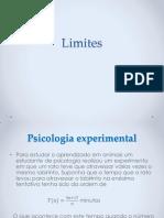 Slide - Limite
