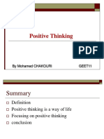 positive thinking-.ppt