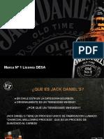 Capacitación Jack Daniels