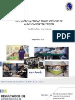 Clase I, Mg SAN  Calidad y Normalizacion 2019.pptx