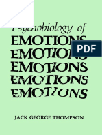 Emotions, Personality, and Psychotherapy