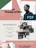 Dior-ppt