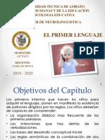 EL PRIMER LENGUAJE.pptx