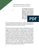 El fracaso del psicoanalisis. Hipotesis para un manifiesto.pdf