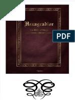 Nemo - Hexagradior, The Bible of Magic (2007)
