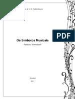 COMO LER PARTITURA - OS SIMBOLOS MUSICAIS
