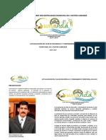 PDOT CUMANDÁ 2014-2019