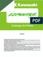 Catalogo de Partes Kw Eliminator175