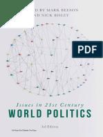 Issues-in-21st-Century-World-Politics_Prof Shafaat