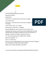 Présentation SVT docs