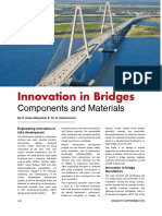 NS and Vivek-Innovation in Bridges-Components and Materials-NBM&CW-Sept 2018