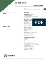 Indesit IWDC6125