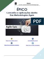 Épico - Conceitos e Aplicações Dentro Das Metodologias Ágeis