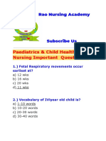 _Paediatrics 30 McQs (1)