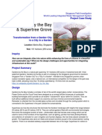 Gardens by the Bay and SuperTree Grove - Engineering Case Study-1