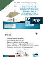 ponencia Cordobawireless. Aulario UCO. Jornadas Córdoba Digital. Día de internet