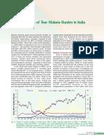 Estimation of true malaria burden in India.pdf