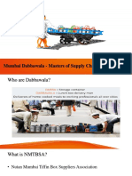 Dabbawala ppt