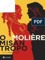 Molière - O Misantropo