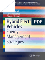 Simona Onori, Lorenzo Serrao, Giorgio Rizzoni (auth.)-Hybrid Electric Vehicles_ Energy Management Strategies-Springer-Verlag London (2016)