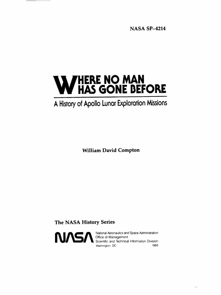 Where No Man Has Gone Before Apollo Program Nasa Cmh Software Constructor For Electrical Ladder Diagrams Electronic
