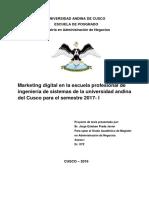 ESQUEMA PROYECTO  COMPLETO EPG-UAC 2016