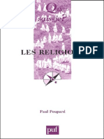POUPARD - Les religions - Poupard Paul