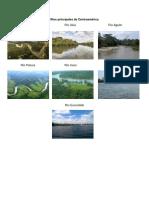 Ríos, lagos, montañas y volcanes principales de Centroamérica.docx