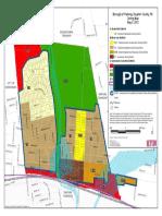 Paxtang zoning map