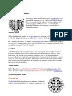 St Benedict Medal Intepretation