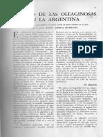 Cultivo de las oleaginosas en la Argentina / Morrone, María Amelia