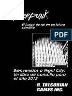 02 - CyberPunk 2013 - Bienvenido a Nigth City