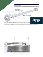 Axle measuring