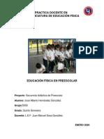 Secuencia Didactica Primaria