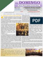 DOMINGO 1 DE CUARESMA 2019