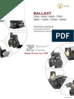 03 BALLAST catalogo tecnico agricolo 2017