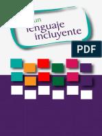 Por un lenguaje incluyente OK