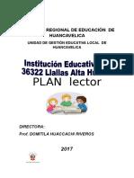 PLAN LECTOR - BA - 2017
