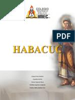 Profeta Habacuc