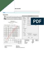 oil storage - structural calculation