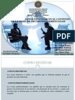Cohorte IIIA-Grupo 1-Sistemas de Costos Estandar en el Contexto de la Toma de Decisione.pptx